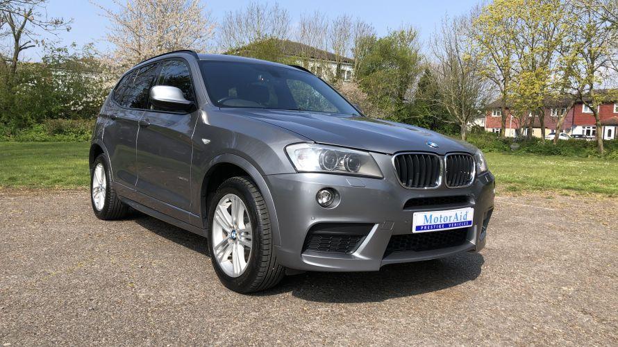 BMW BMW X3 2.0 18d M Sport Auto sDrive 5dr