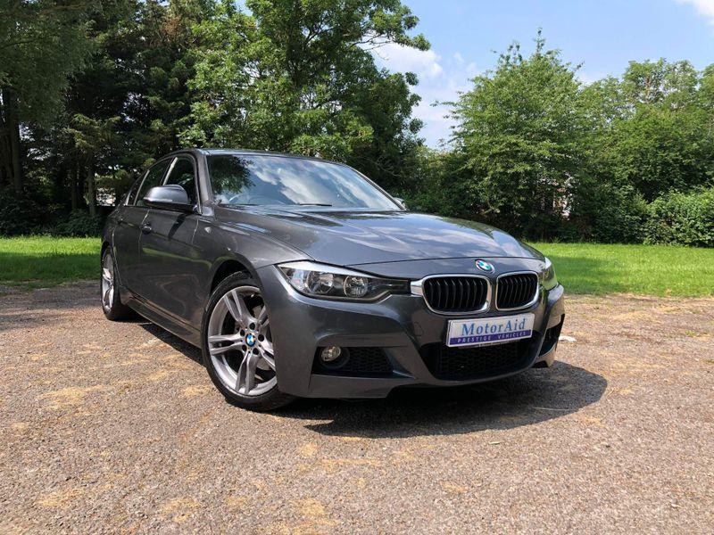 BMW 3 Series 2014 (63 reg)  2.0 320d M Sport (s/s) 4dr