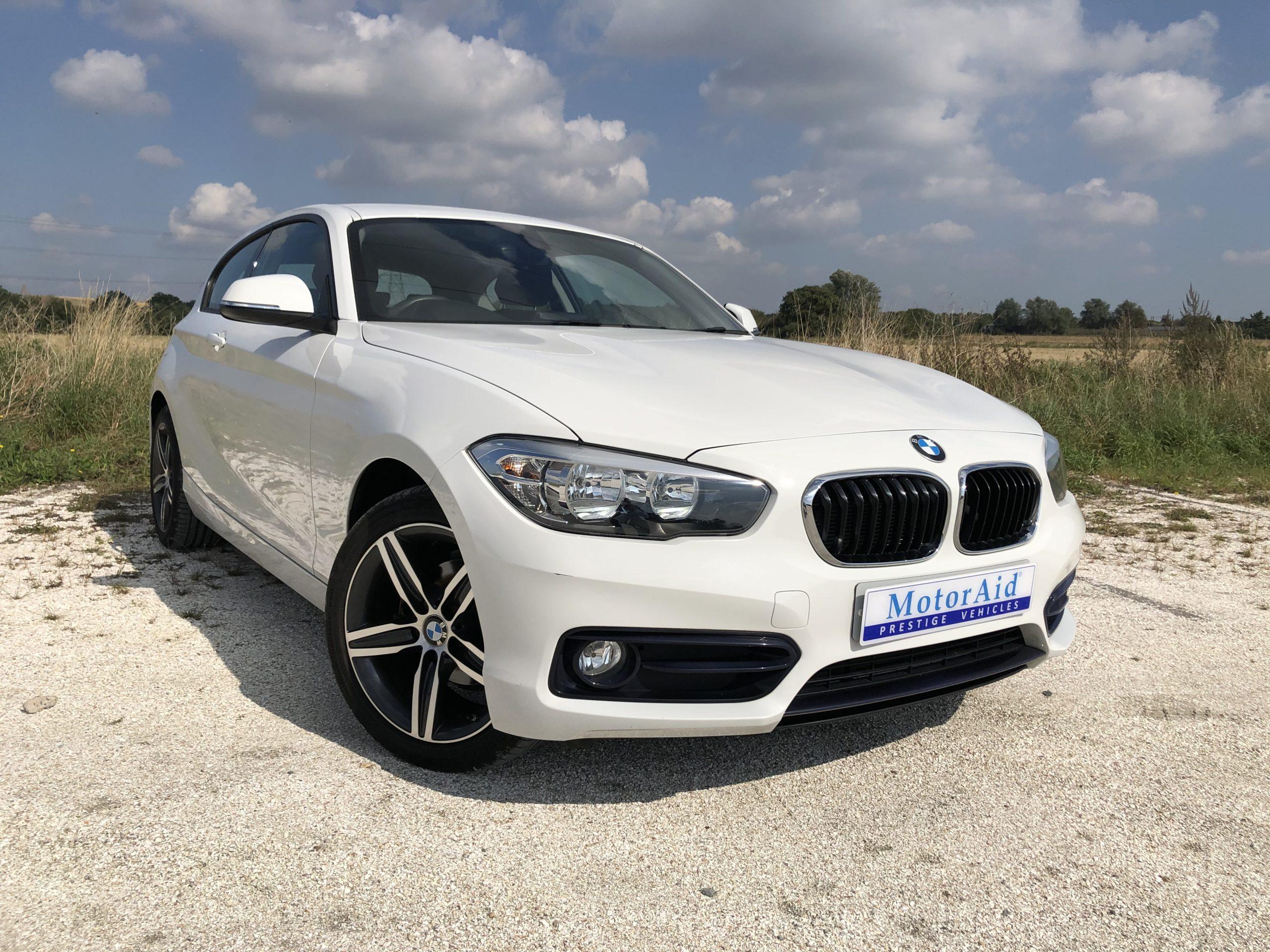 BMW 1 Series 1.5 118i GPF Sport Sports Hatch (s/s) 3dr