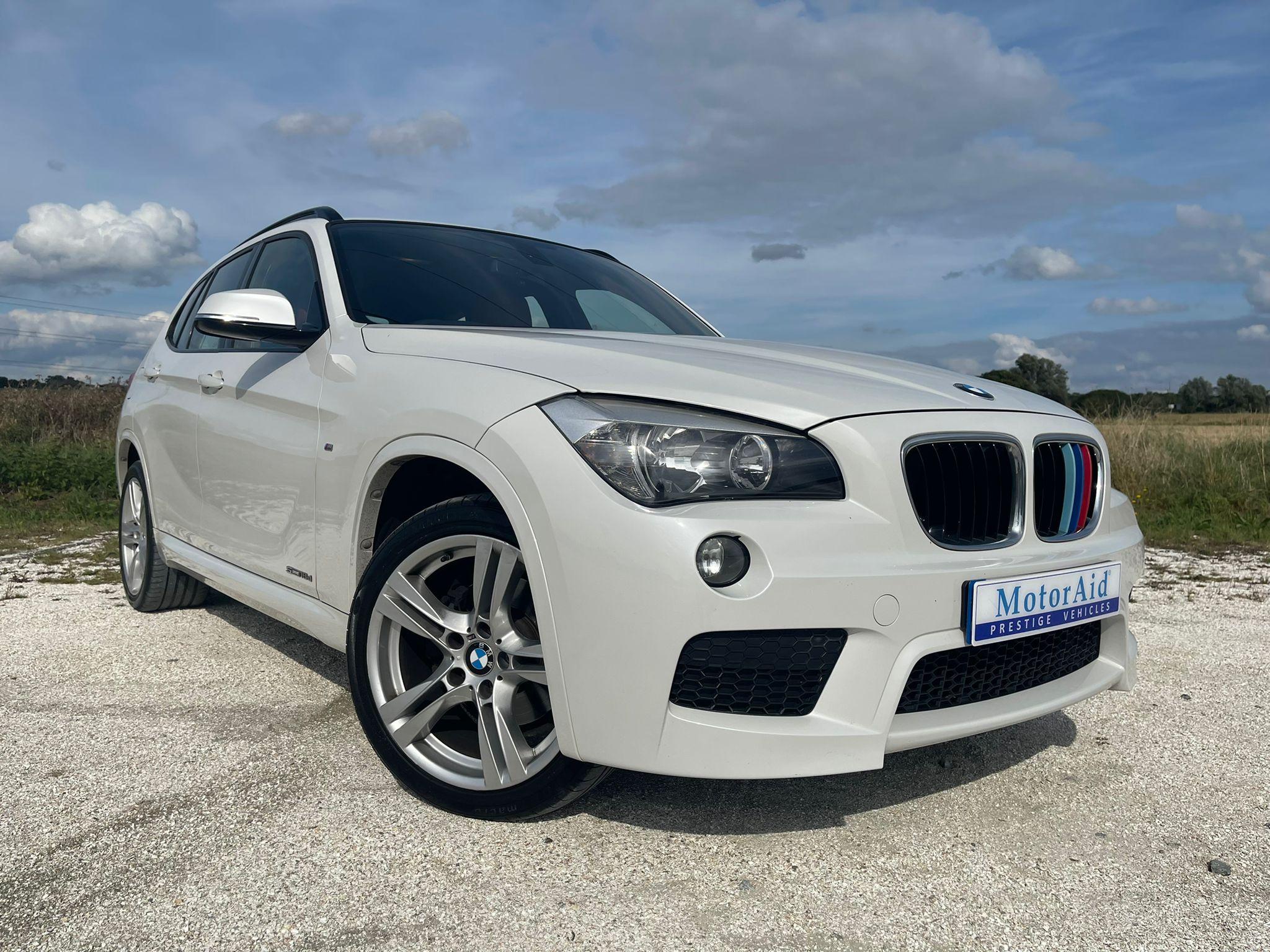 BMW X1 2.0 18d M Sport sDrive 5dr